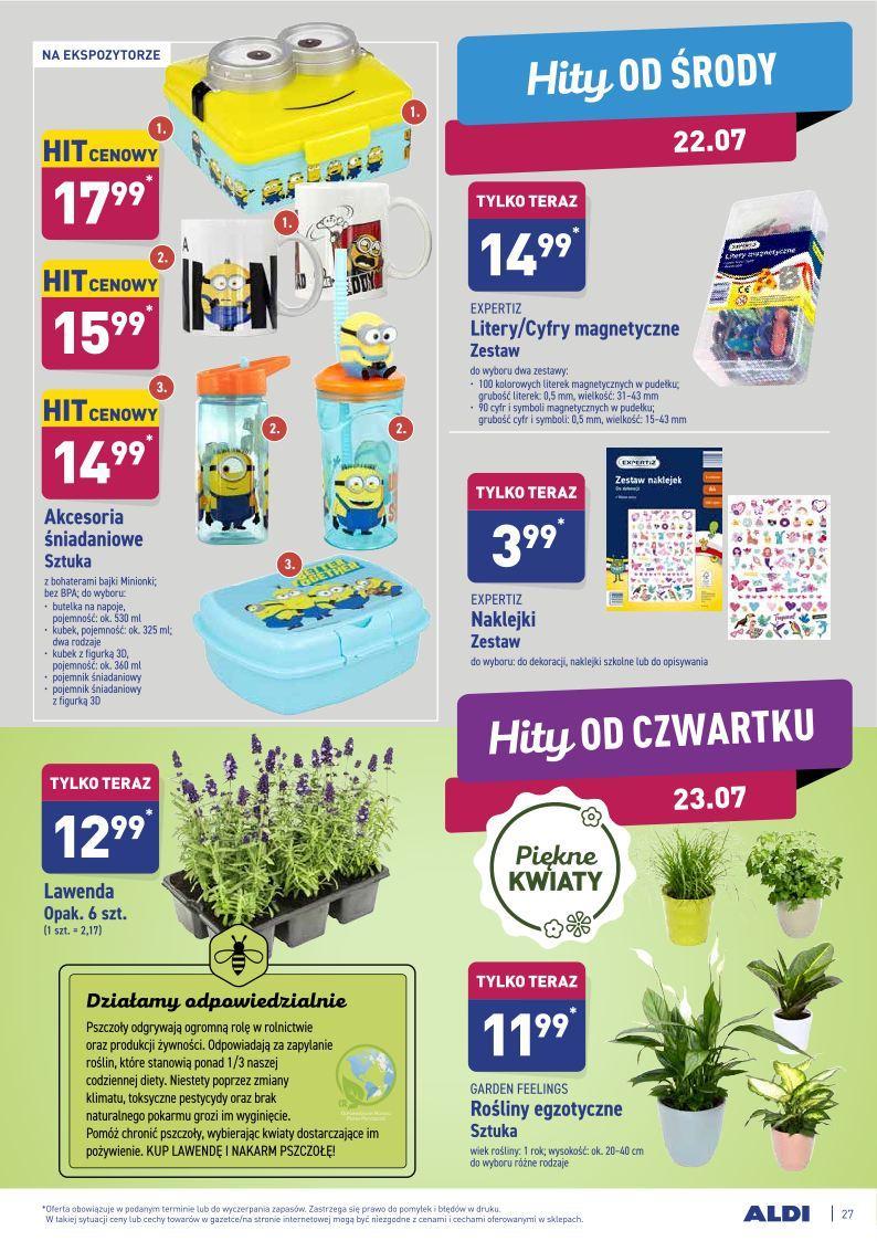 Gazetka promocyjna ALDI do 26/07/2020 str.26