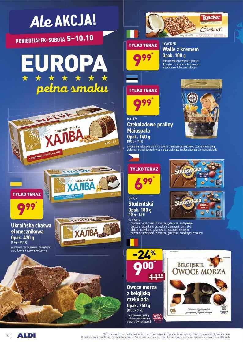 Gazetka promocyjna ALDI do 10/10/2020 str.13