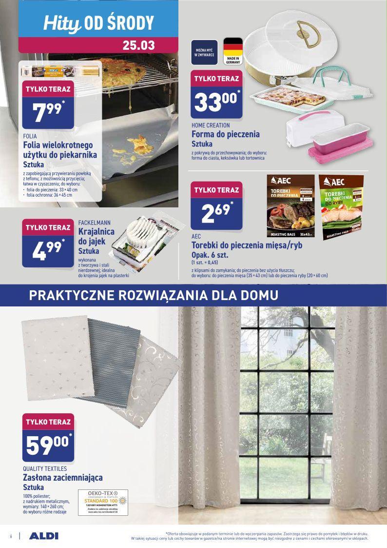 Gazetka promocyjna ALDI do 28/03/2020 str.6