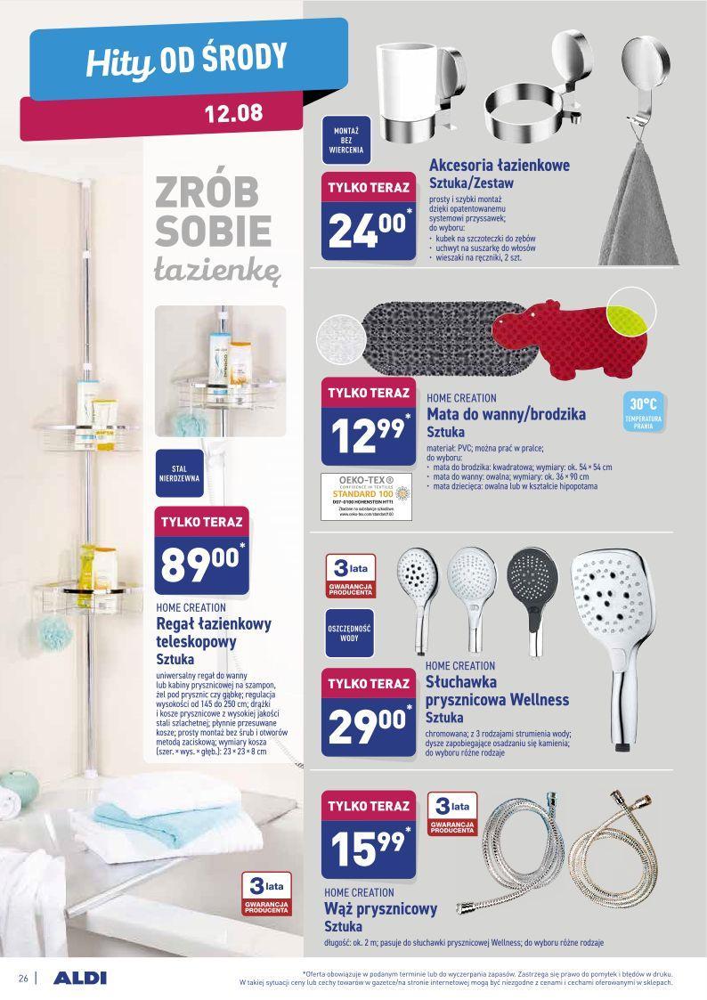 Gazetka promocyjna ALDI do 15/08/2020 str.25