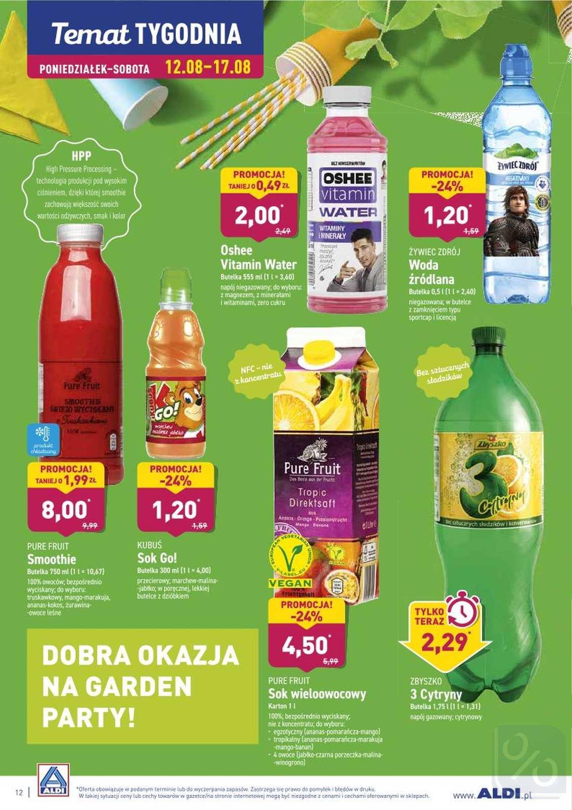 Gazetka promocyjna ALDI do 17/08/2019 str.11
