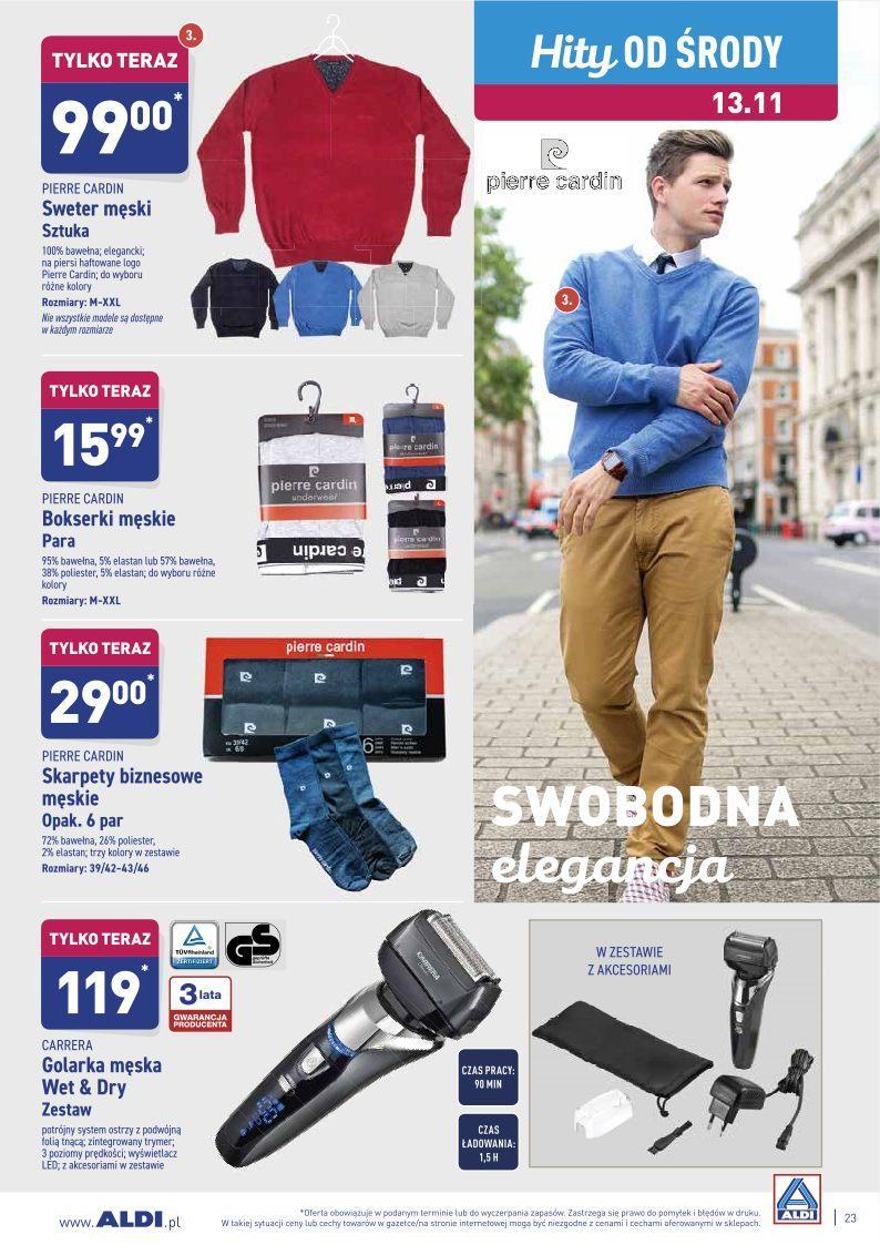 Gazetka promocyjna ALDI do 16/11/2019 str.23