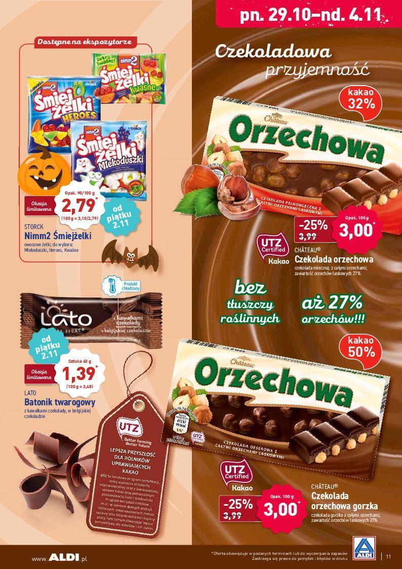 Gazetka promocyjna ALDI do 04/11/2018 str.11