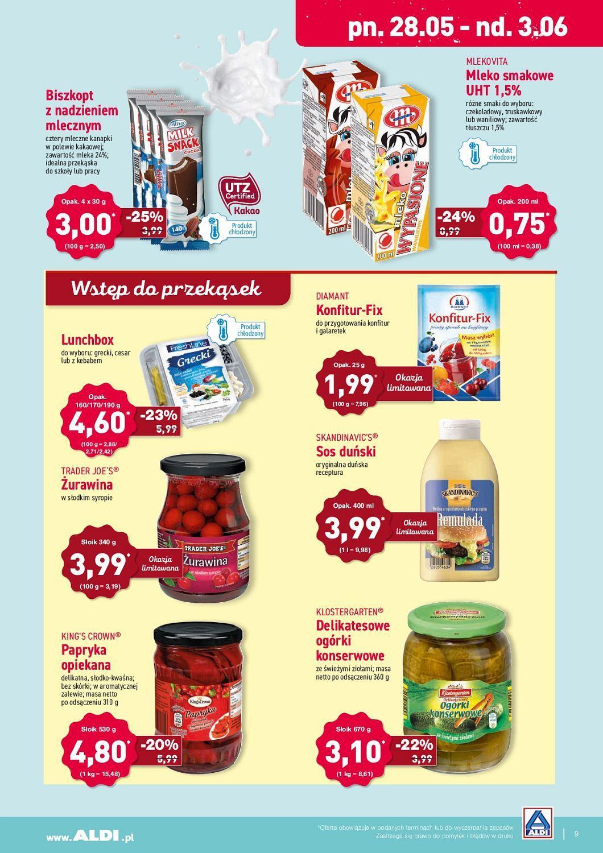 Gazetka promocyjna ALDI do 03/06/2018 str.8