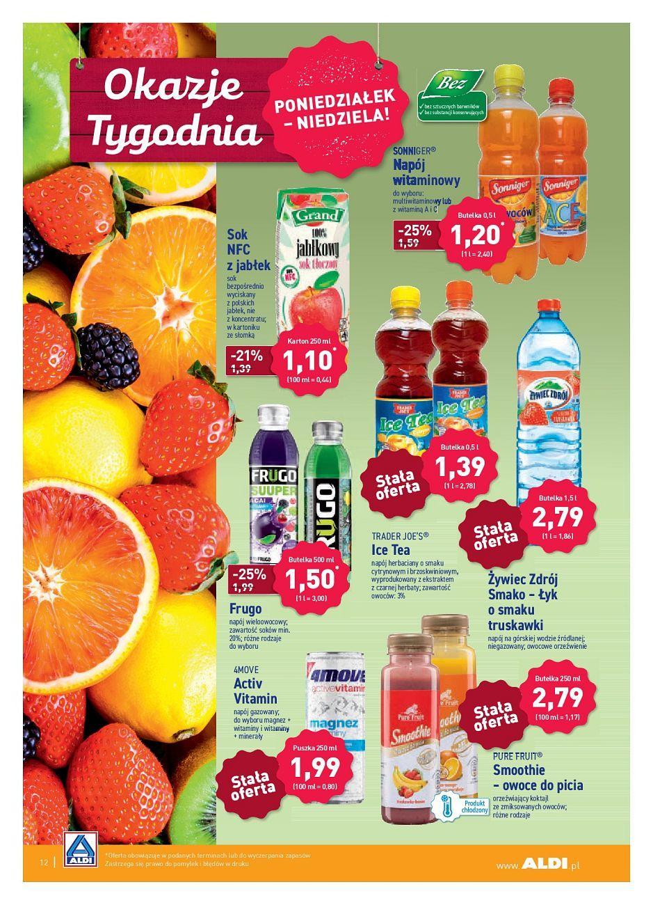 Gazetka promocyjna ALDI do 23/06/2018 str.12