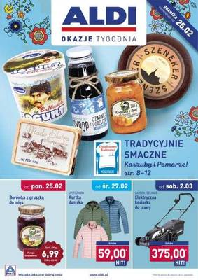 ALDI gazetka  - od 25/02/2019 do 03/03/2019