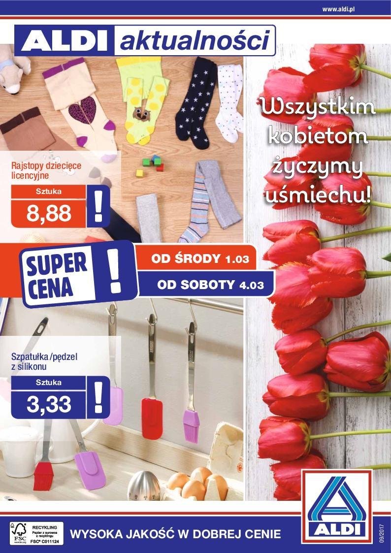 Gazetka promocyjna ALDI do 04/03/2017 str.0