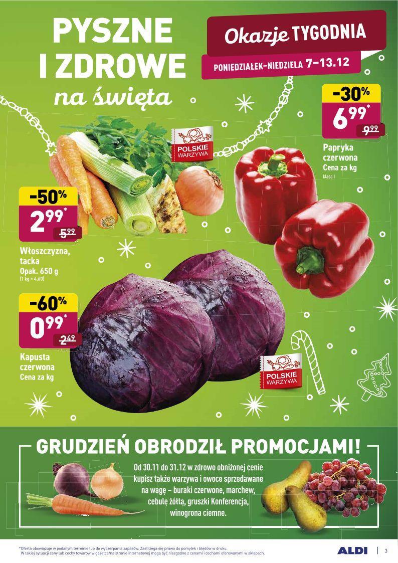 Gazetka promocyjna ALDI do 13/12/2020 str.2