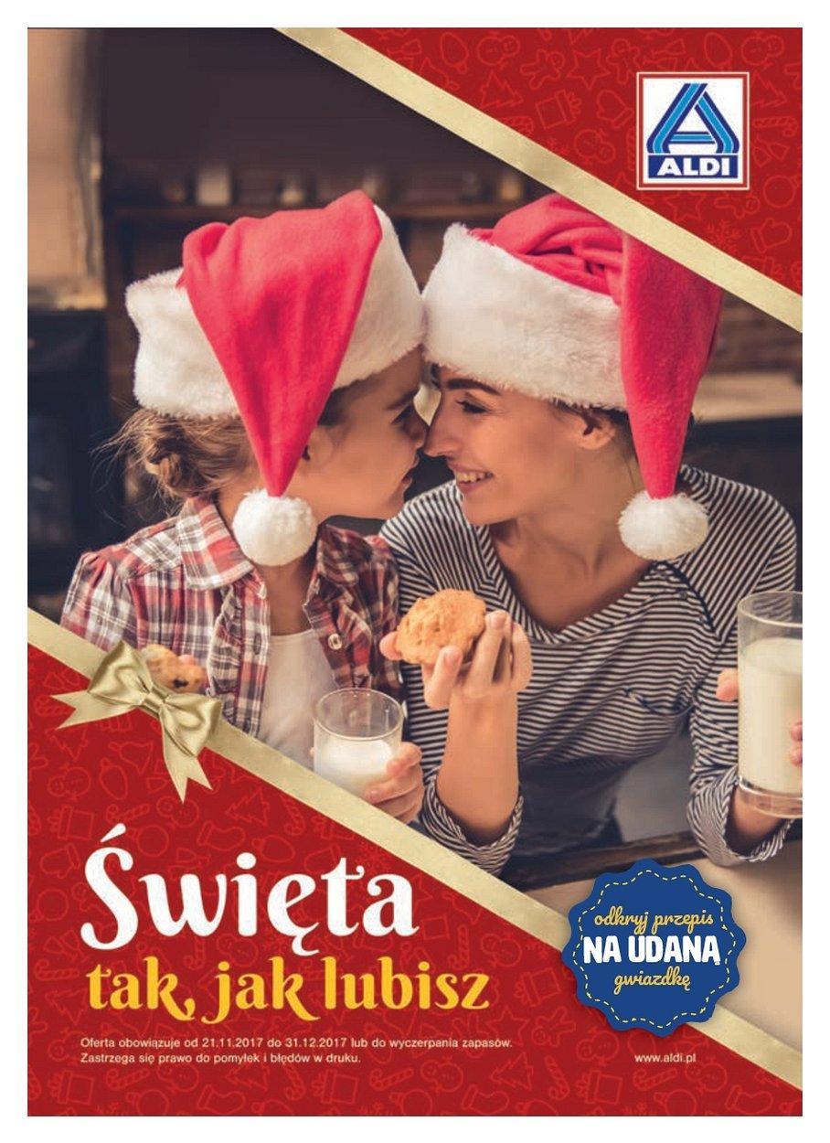 Gazetka promocyjna ALDI do 31/12/2017 str.0