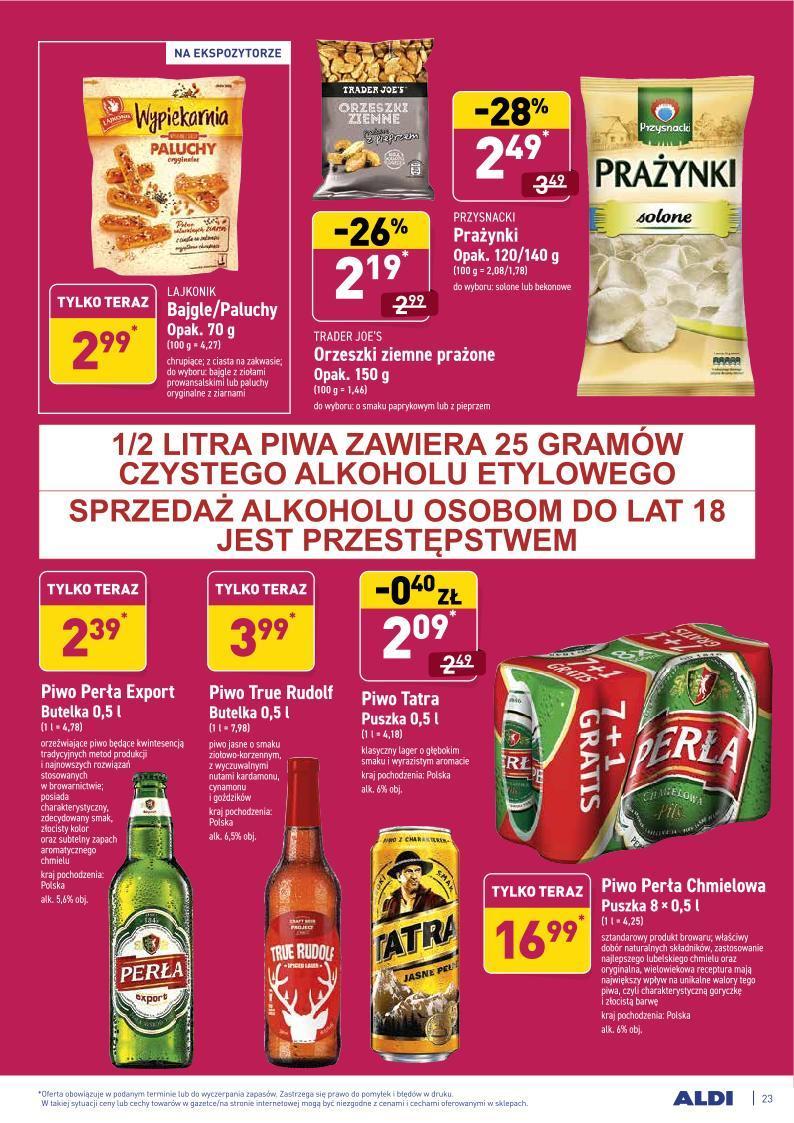 Gazetka promocyjna ALDI do 28/11/2020 str.22