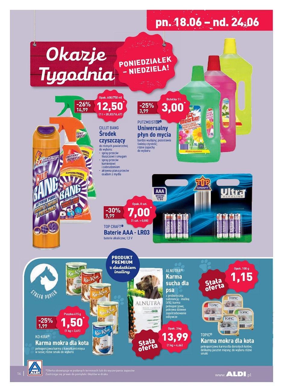 Gazetka promocyjna ALDI do 23/06/2018 str.15
