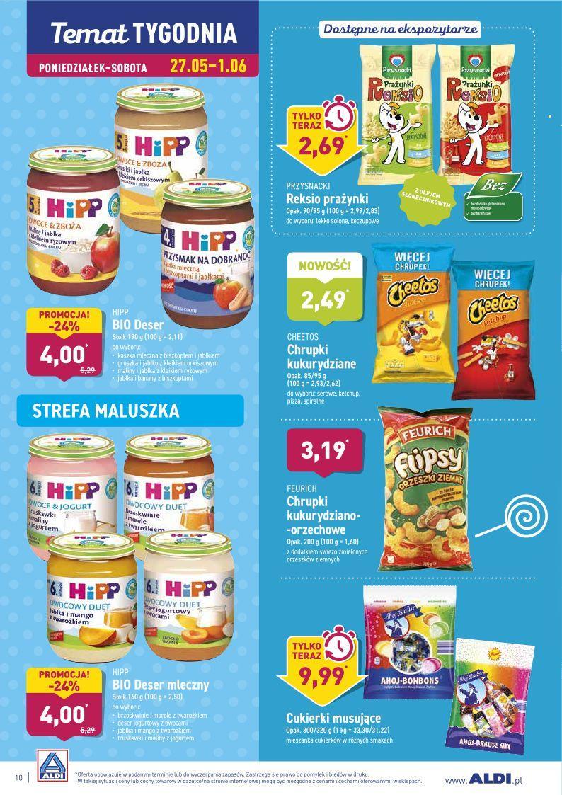 Gazetka promocyjna ALDI do 01/06/2019 str.9