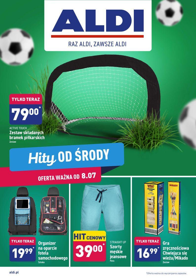 Gazetka promocyjna ALDI do 11/07/2020 str.0