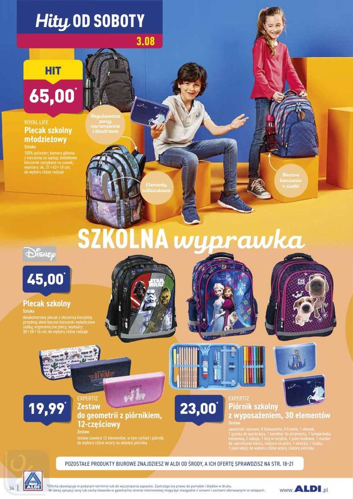 Gazetka promocyjna ALDI do 03/08/2019 str.33