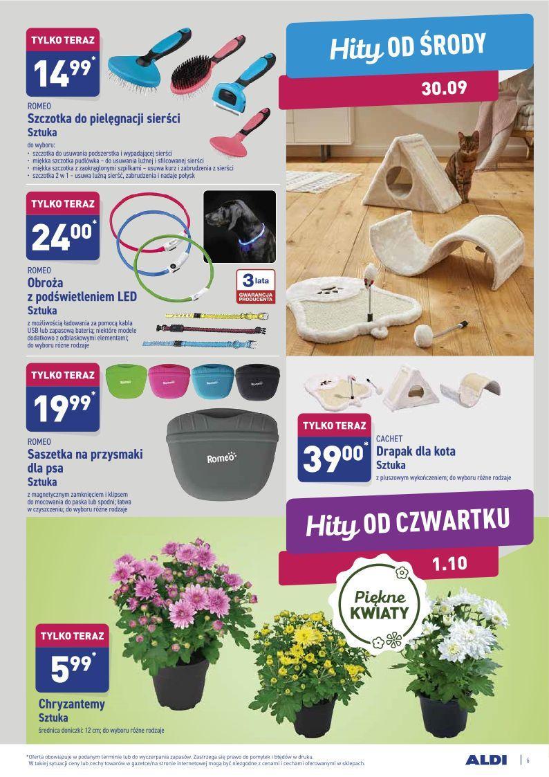 Gazetka promocyjna ALDI do 03/10/2020 str.5