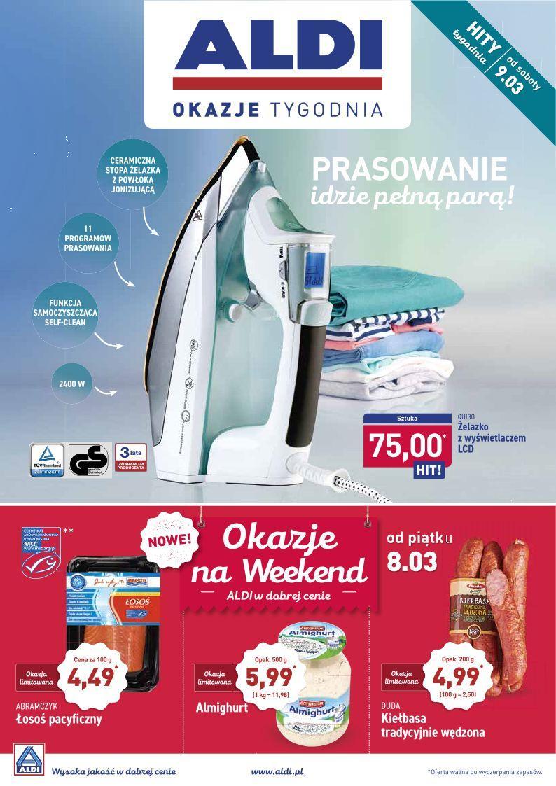 Gazetka promocyjna ALDI do 09/03/2019 str.0