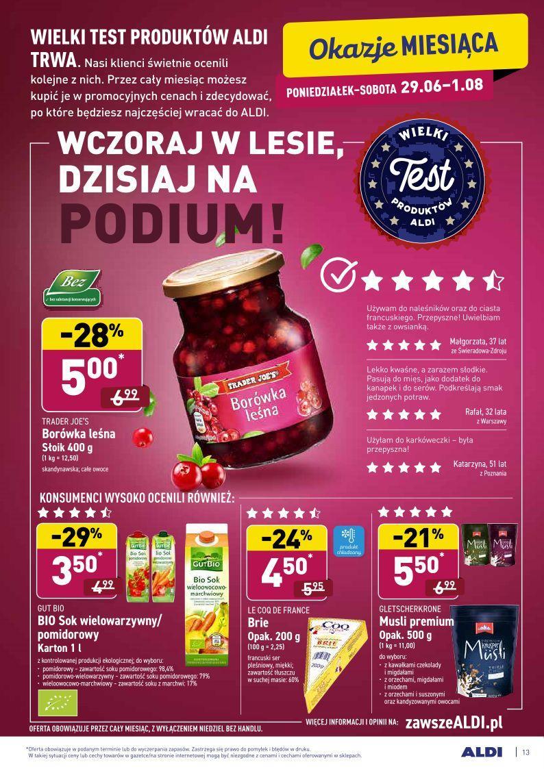 Gazetka promocyjna ALDI do 04/07/2020 str.12
