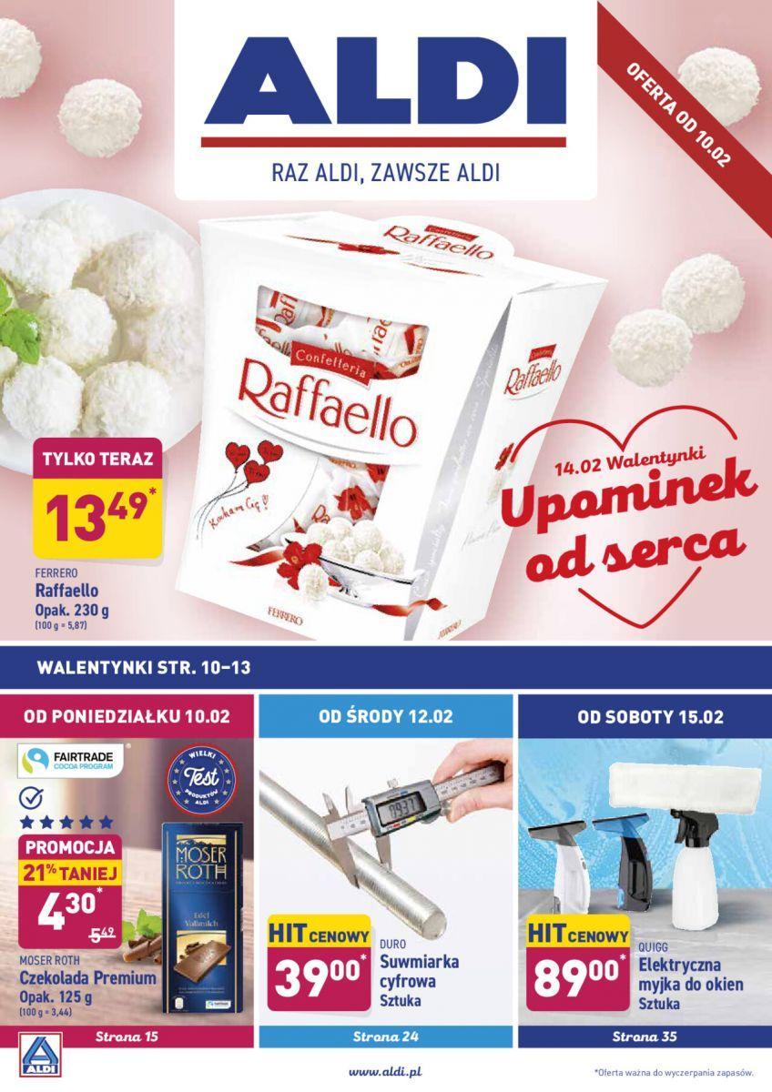 Gazetka promocyjna ALDI do 15/02/2020 str.1