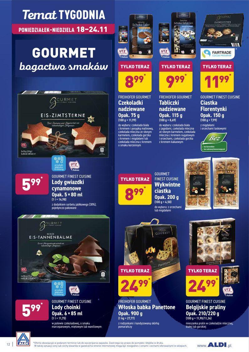 Gazetka promocyjna ALDI do 24/11/2019 str.12