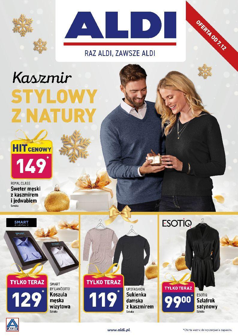 Gazetka promocyjna ALDI do 07/12/2019 str.0