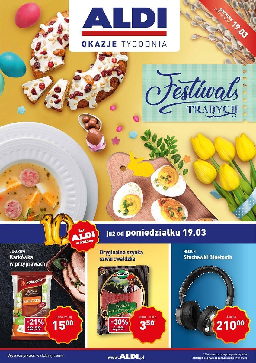 Gazetka promocyjna ALDI do 24/03/2018 str.0