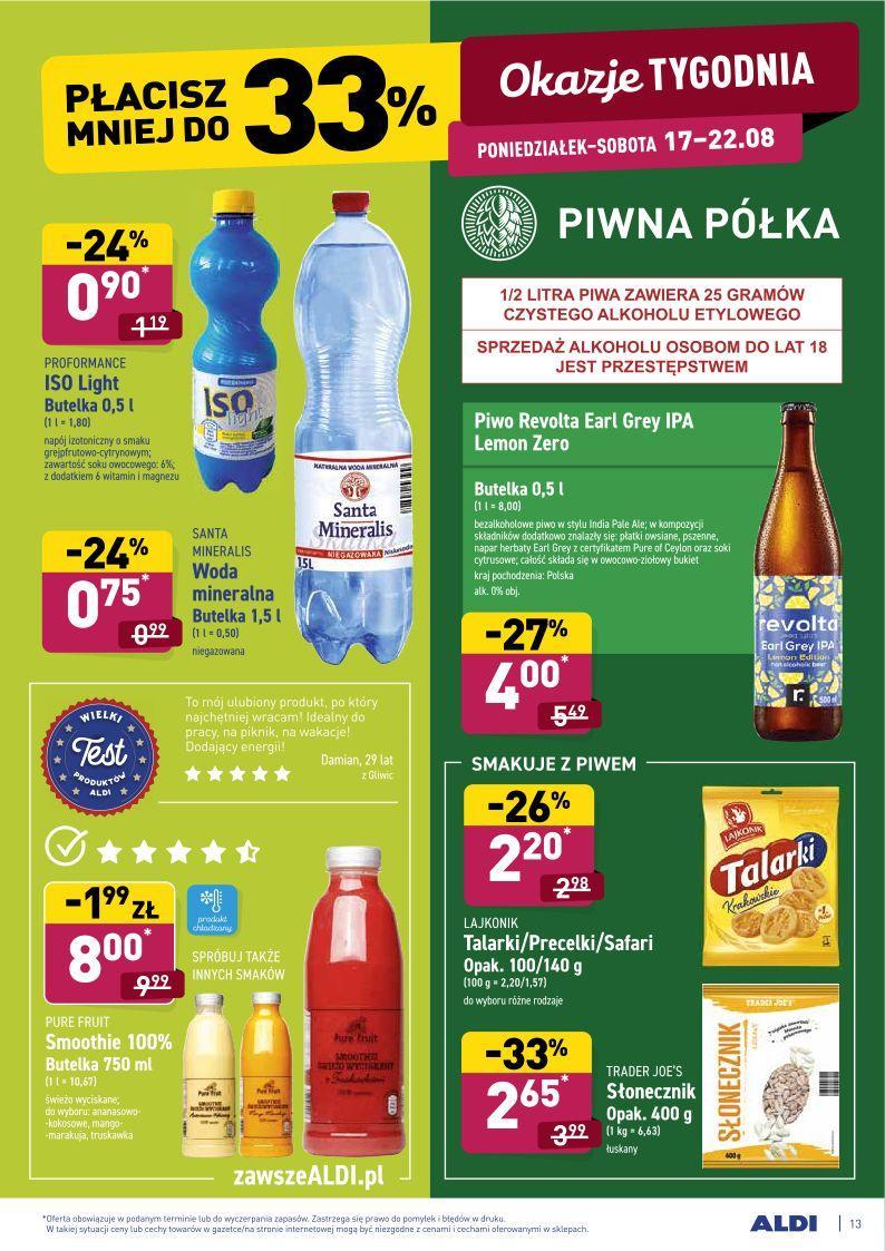 Gazetka promocyjna ALDI do 22/08/2020 str.12
