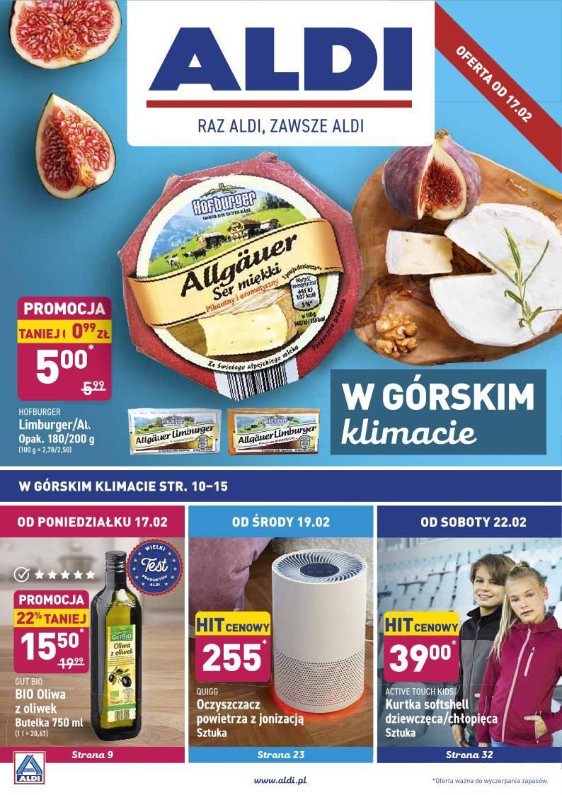 Gazetka promocyjna ALDI do 23/02/2020 str.1