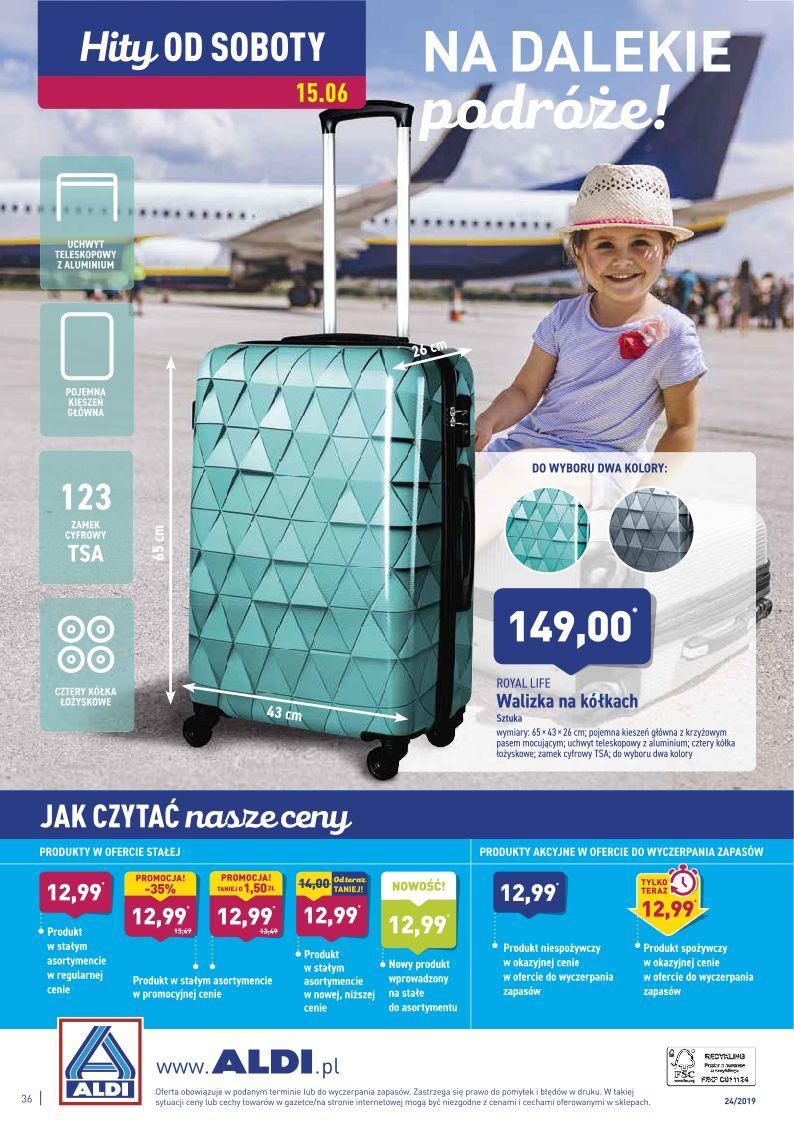 Gazetka promocyjna ALDI do 15/06/2019 str.35