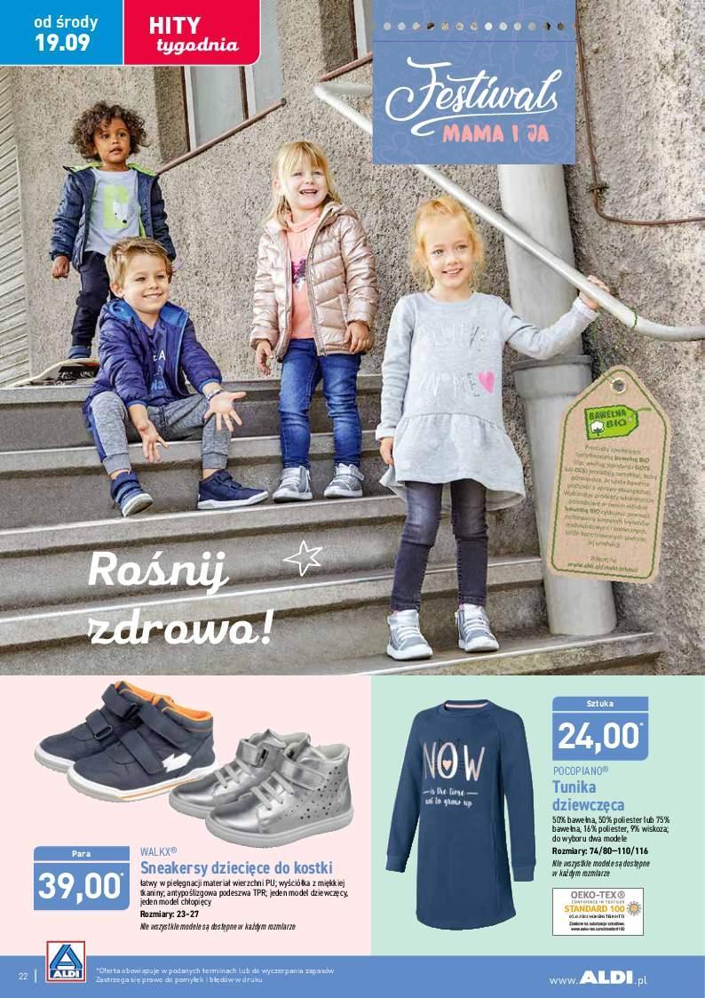 Gazetka promocyjna ALDI do 22/09/2018 str.22