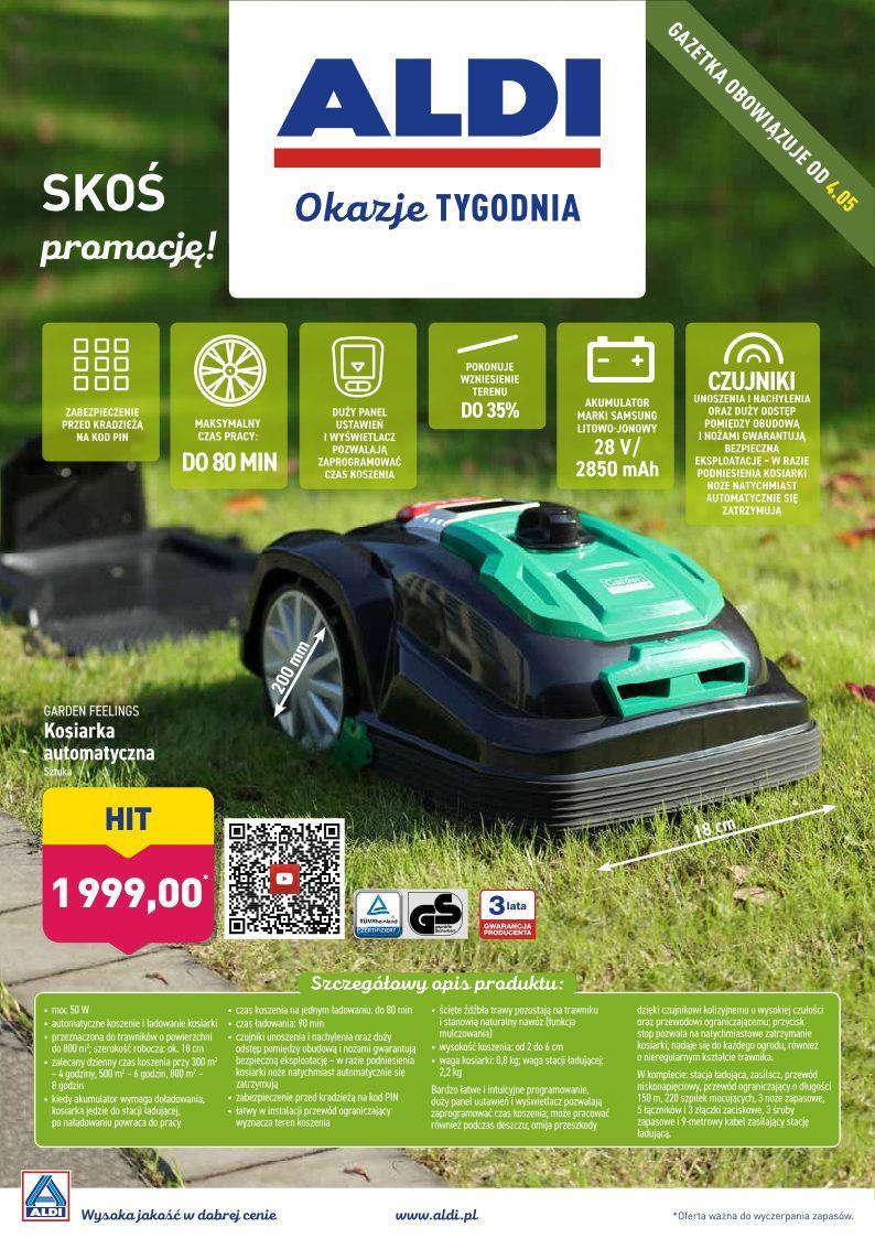 Gazetka promocyjna ALDI do 05/05/2019 str.0