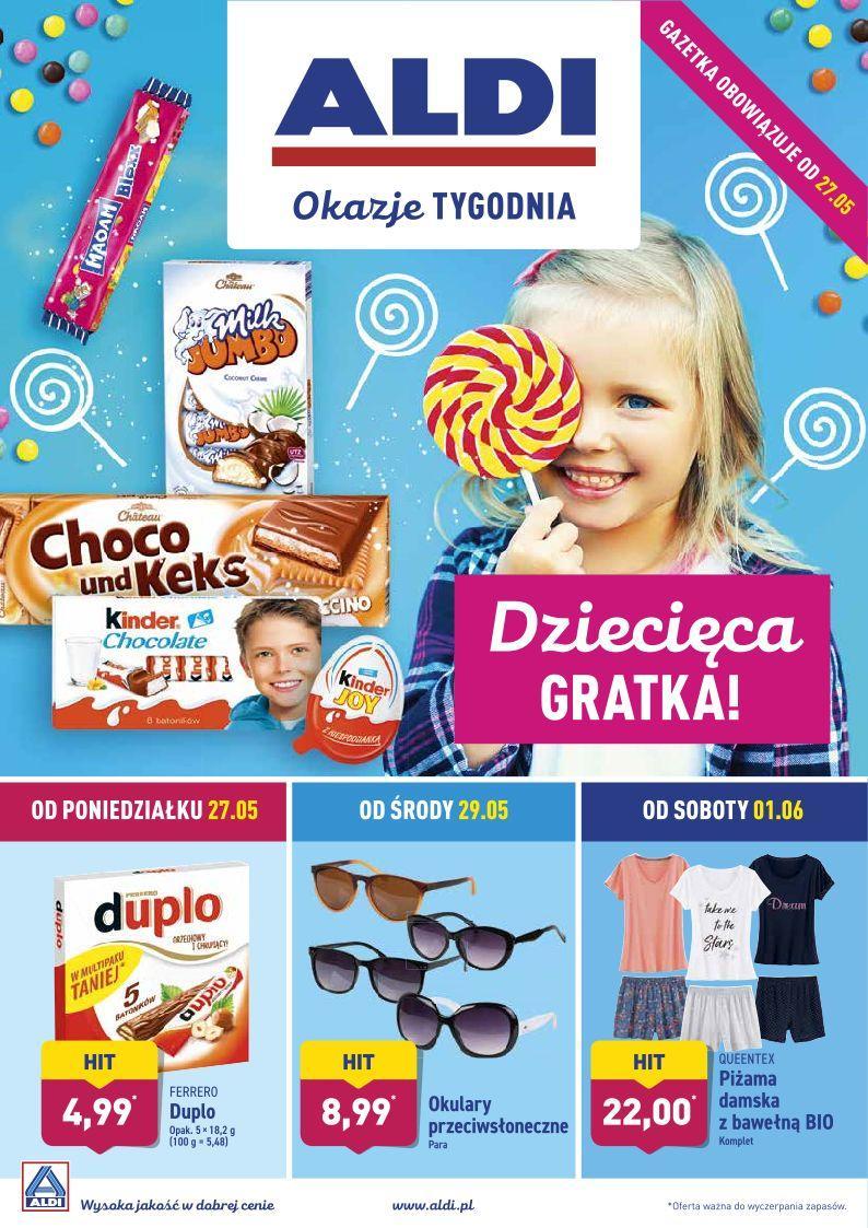 Gazetka promocyjna ALDI do 01/06/2019 str.1