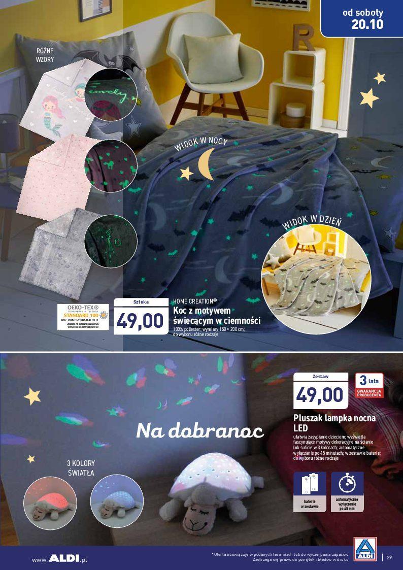 Gazetka promocyjna ALDI do 21/10/2018 str.29