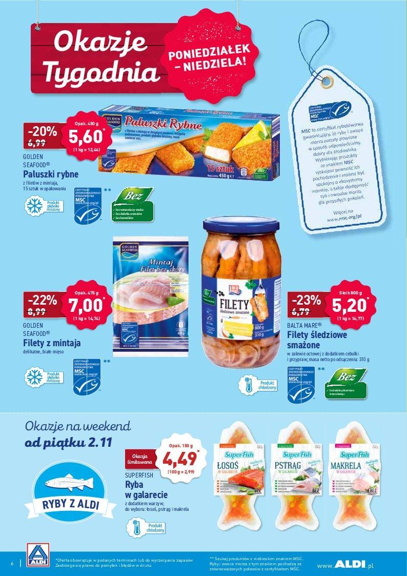 Gazetka promocyjna ALDI do 04/11/2018 str.6