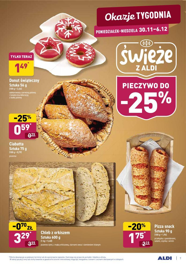Gazetka promocyjna ALDI do 06/12/2020 str.6