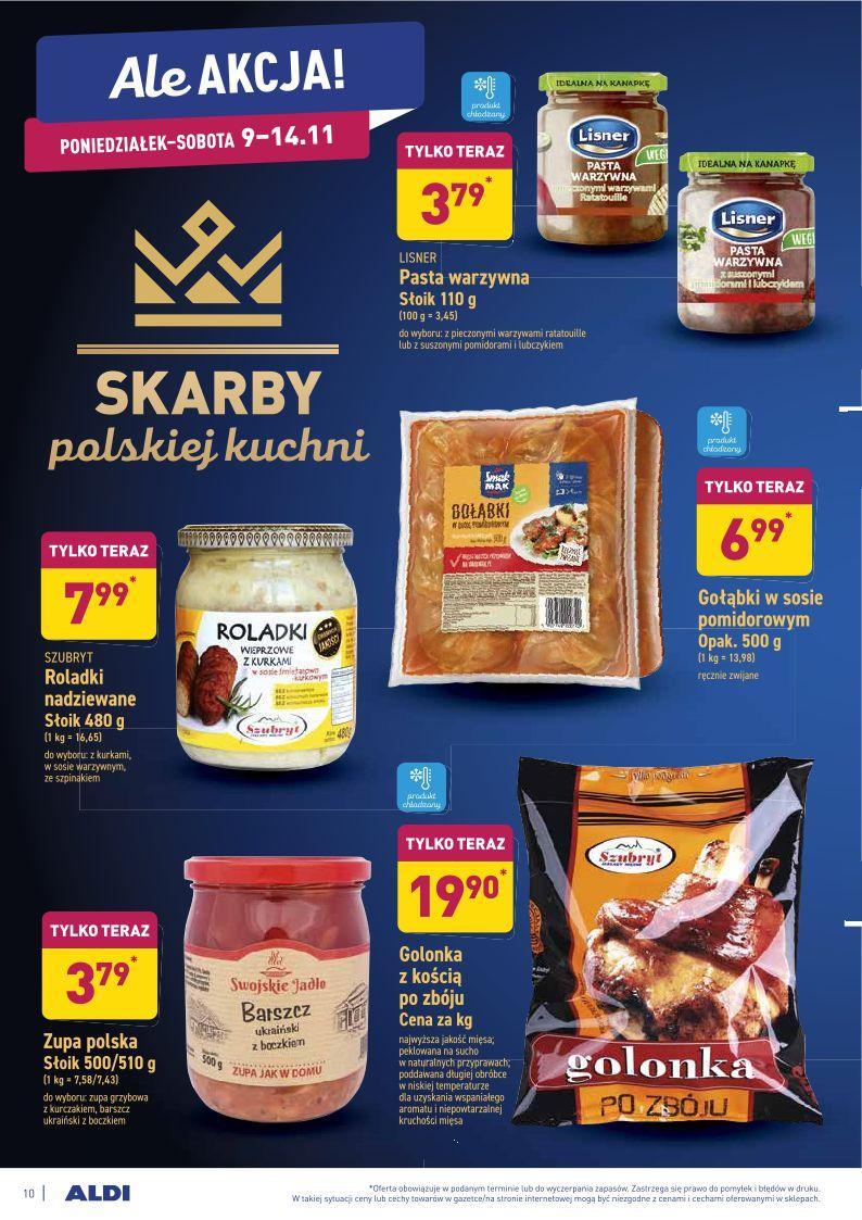 Gazetka promocyjna ALDI do 14/11/2020 str.9