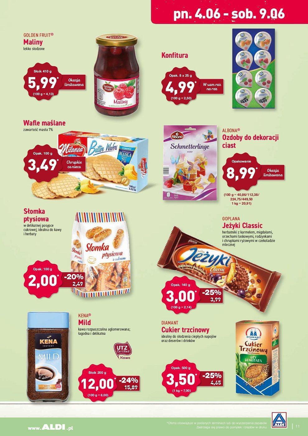 Gazetka promocyjna ALDI do 09/06/2018 str.11