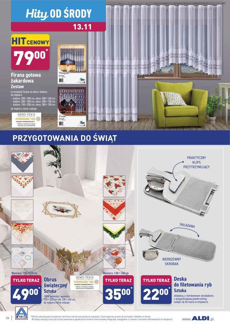 Gazetka promocyjna ALDI do 16/11/2019 str.26