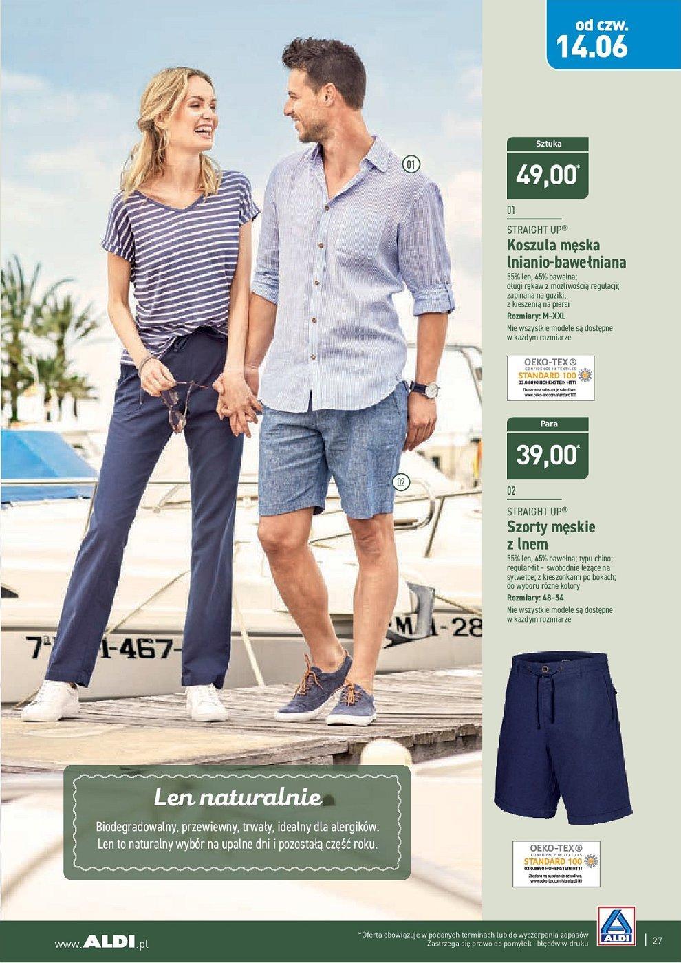 Gazetka promocyjna ALDI do 16/06/2018 str.27