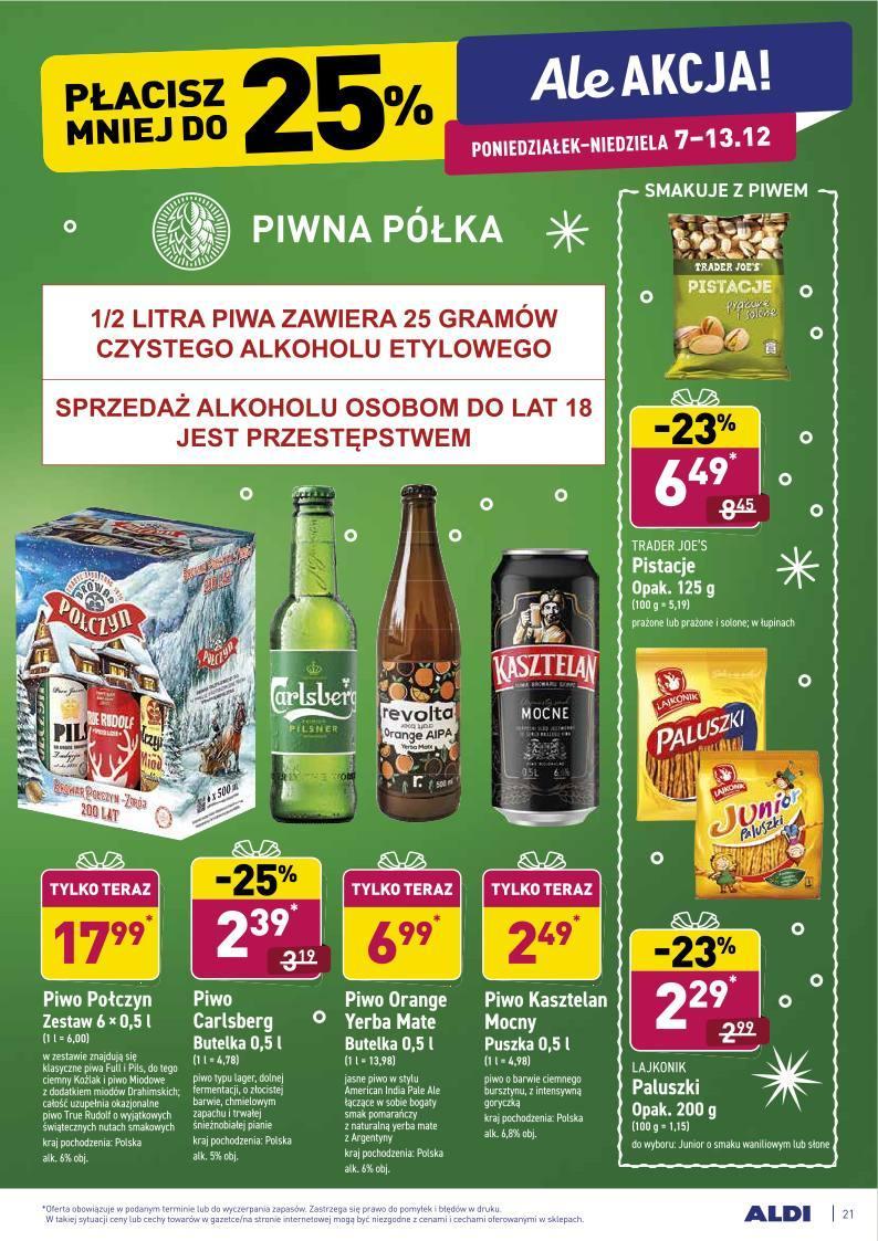 Gazetka promocyjna ALDI do 13/12/2020 str.20