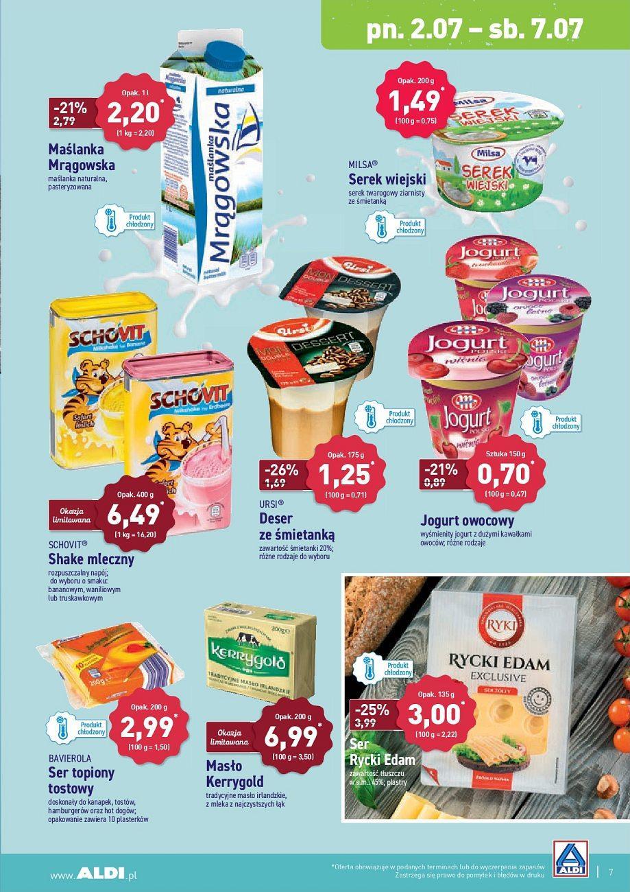 Gazetka promocyjna ALDI do 07/07/2018 str.7