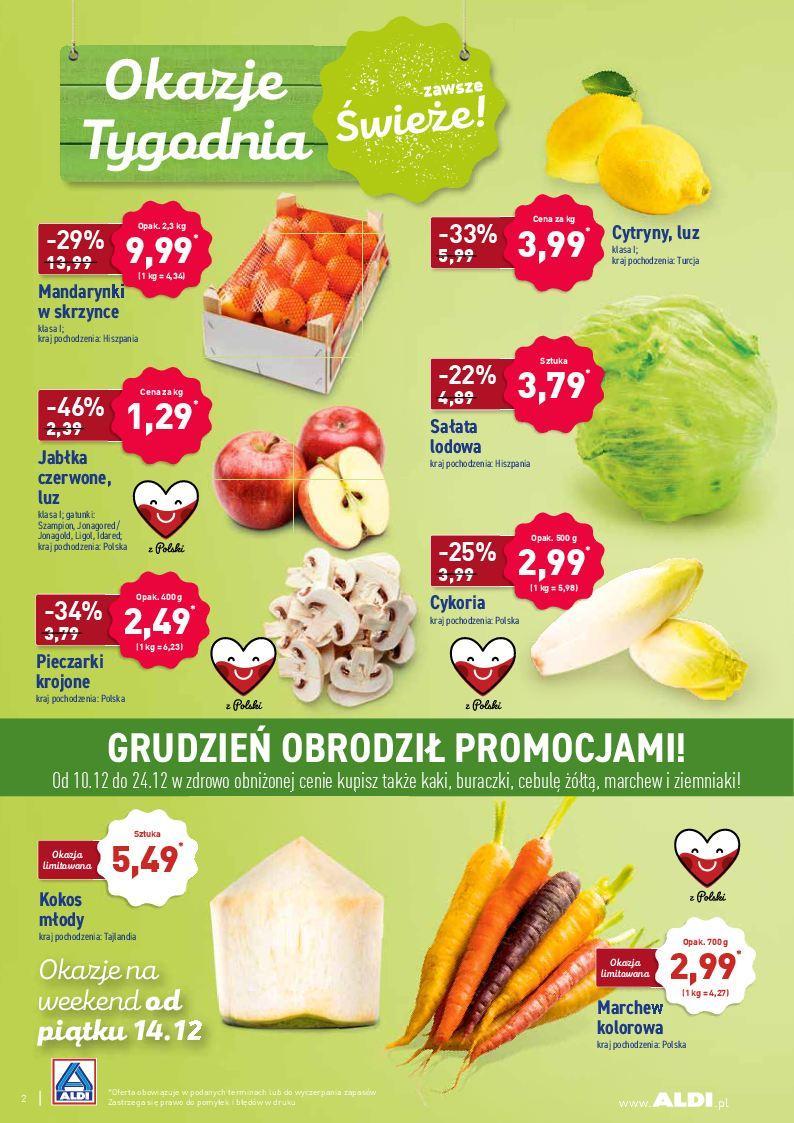 Gazetka promocyjna ALDI do 15/12/2018 str.2