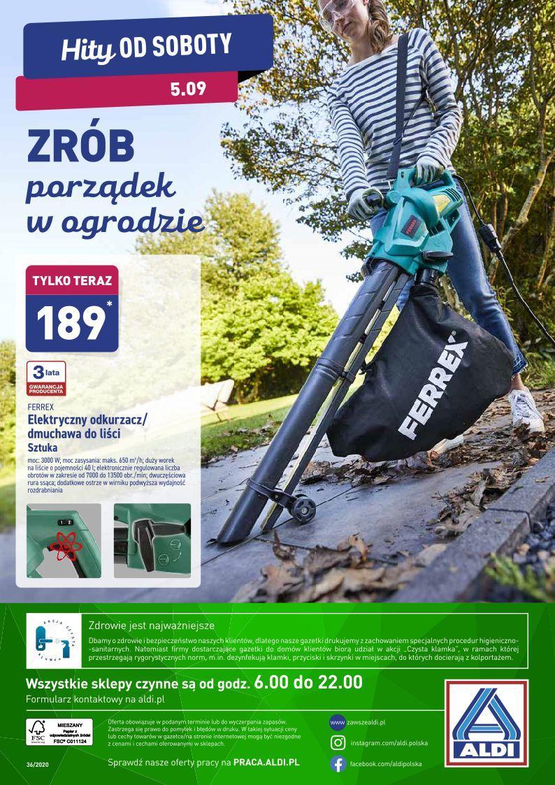 Gazetka promocyjna ALDI do 05/09/2020 str.13