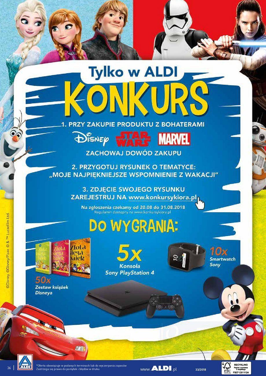 Gazetka promocyjna ALDI do 18/08/2018 str.36