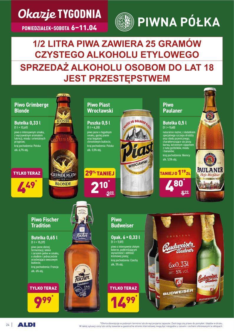 Gazetka promocyjna ALDI do 12/04/2020 str.24