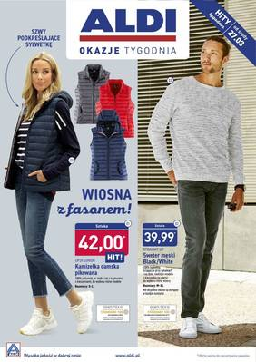 ALDI gazetka - od 27/03/2019 do 31/03/2019