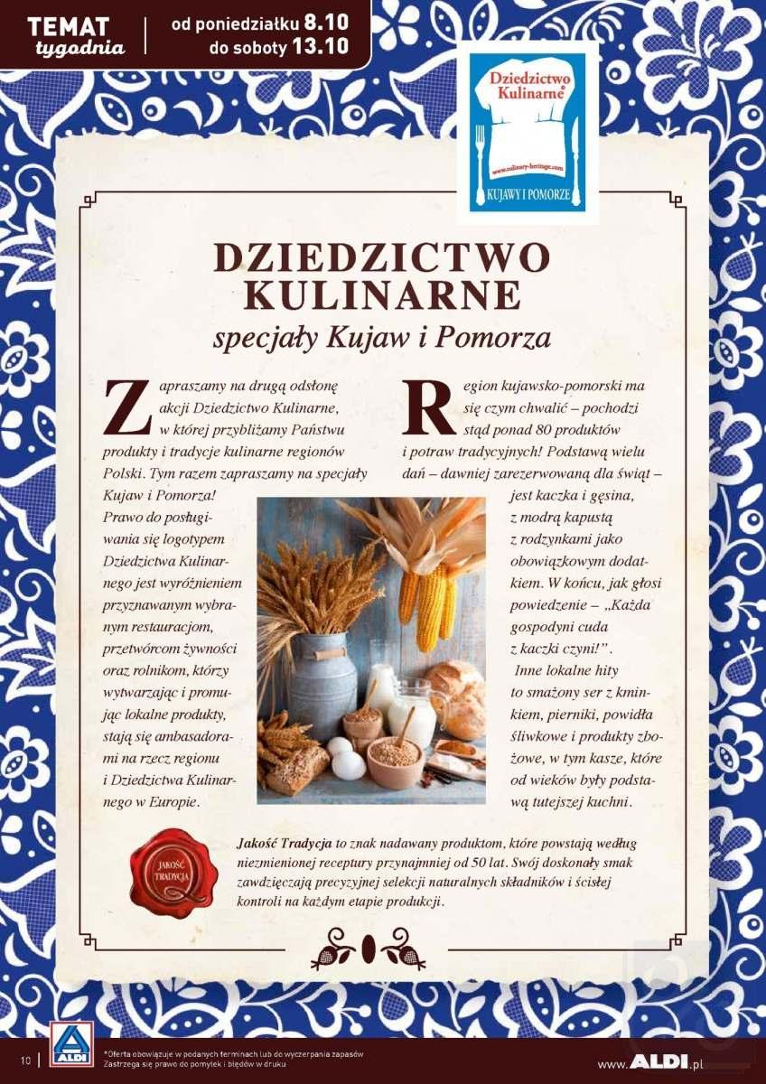 Gazetka promocyjna ALDI do 13/10/2018 str.9