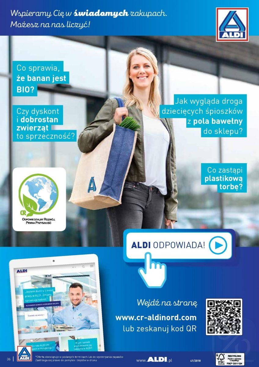 Gazetka promocyjna ALDI do 13/10/2018 str.35