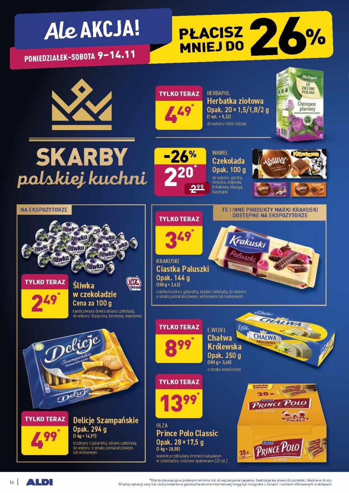 Gazetka promocyjna ALDI do 14/11/2020 str.13