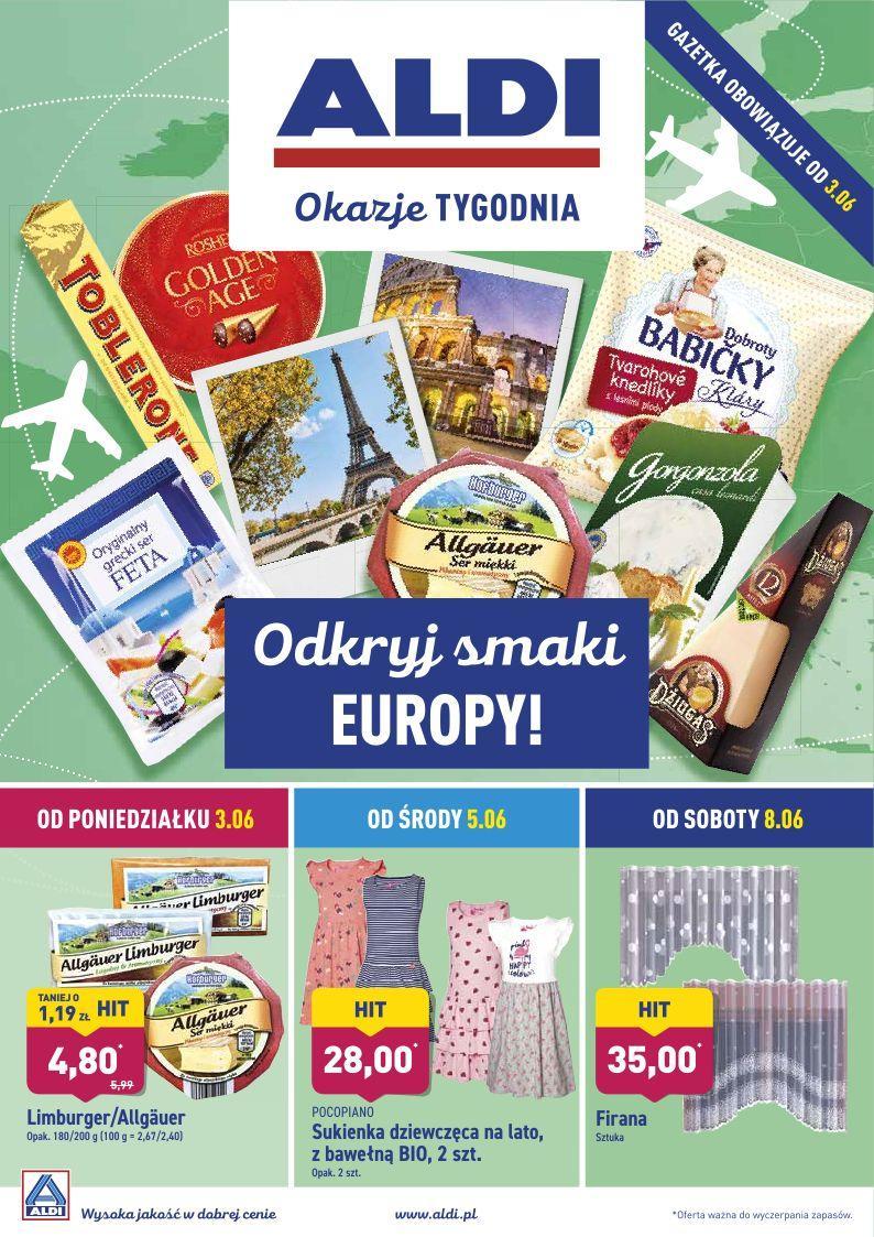 Gazetka promocyjna ALDI do 08/06/2019 str.0