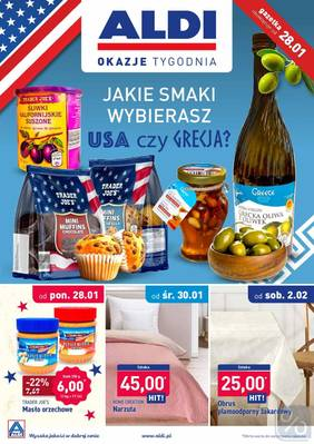 ALDI gazetka  - od 28/01/2019 do 02/02/2019